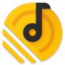 pixel music podcast icon