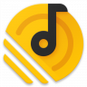 Music Player Podcast Pixel+ Ikon