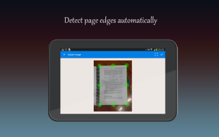 Fast Scanner : Free PDF Scan Screen