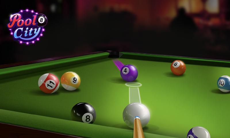 Pooking - Billiards City screenshot 3