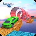 Crazy Stunt Car Impossible Tracks
