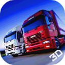 Гонка на грузовиках 3D drift