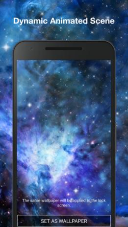 Galaxy Parallax Live Wallpaper Pro 10 Descargar Apk Para