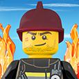 LEGO® City Fire Hose Frenzy