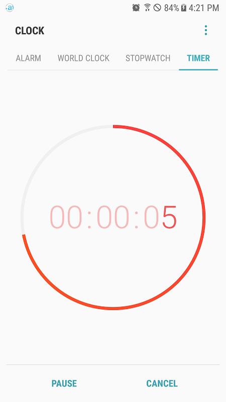 Samsung Clock screenshot 6