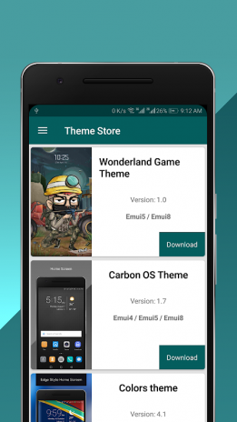 Theme Store Pro For Huawei (Free) 1 6 Download APK for Android - Aptoide