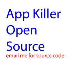 App Killer Open Source Open Source Download APK for Android