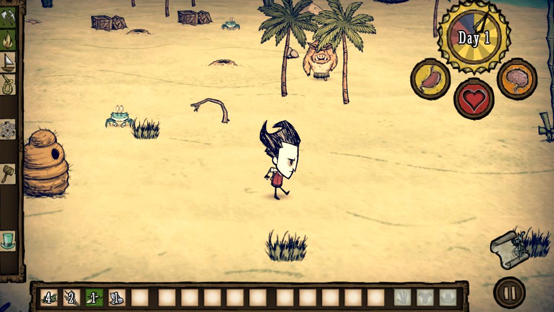 Don't Starve: Shipwrecked screenshot 1