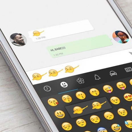 Dab Emoji Keyboard Wallpapers 200 Télécharger Lapk Pour Android