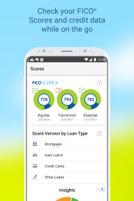 myFICO - Official FICO® Scores screenshot 1