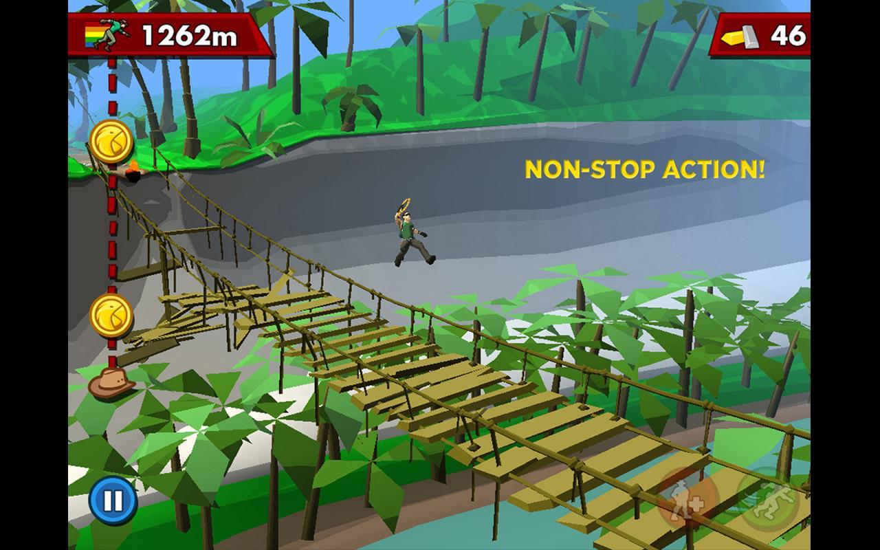 PITFALL!™ screenshot 2