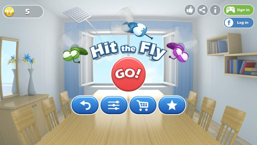 Hit the Fly screenshot 4