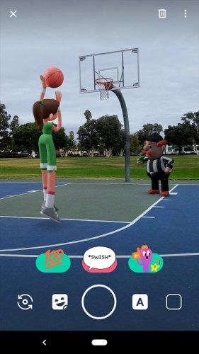 Playground (was AR Stickers) screenshot 5