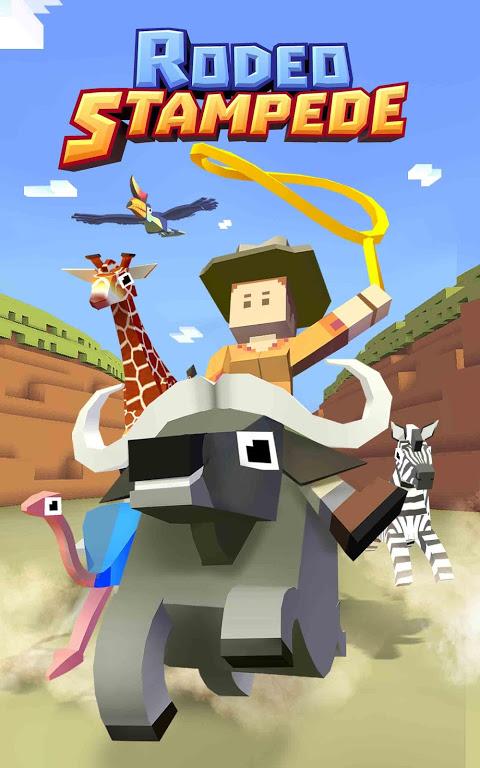 Rodeo Stampede: Sky Zoo Safari screenshot 3