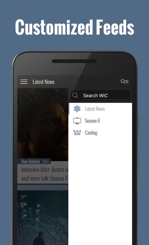 Winter is Coming - GoT News screenshot 8