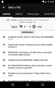 Figueirense SporTV screenshot 4