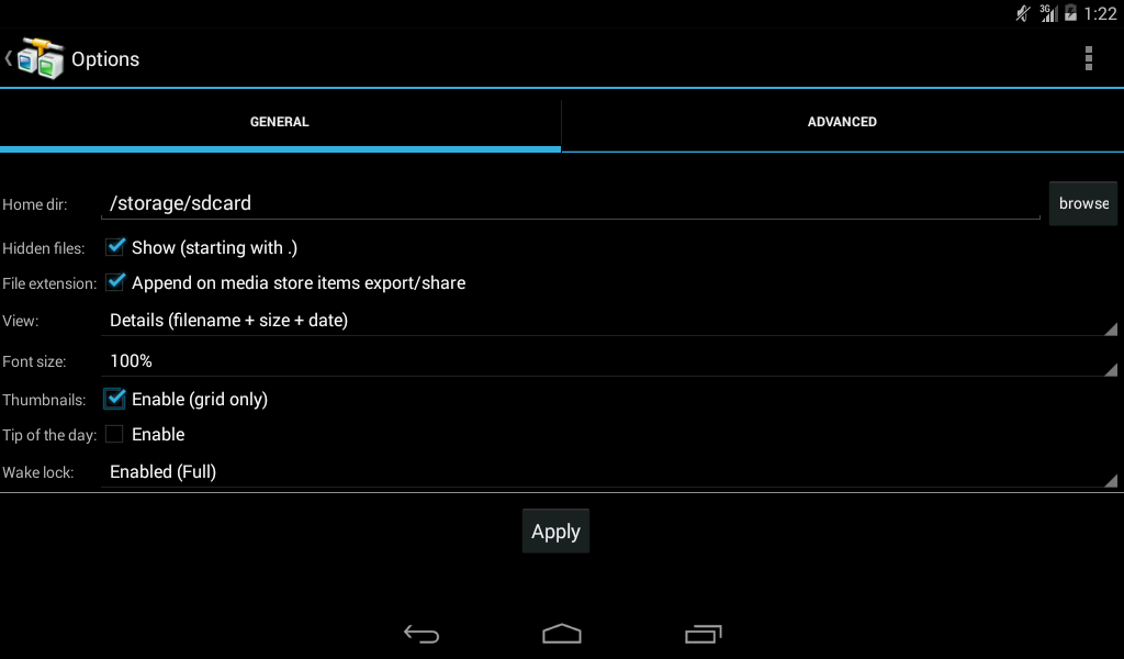 AndFTP (your FTP client) | Download APK for Android - Aptoide