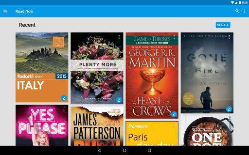 Google Play Books screenshot 14