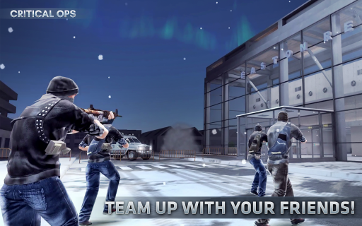 Critical Ops screenshot 7
