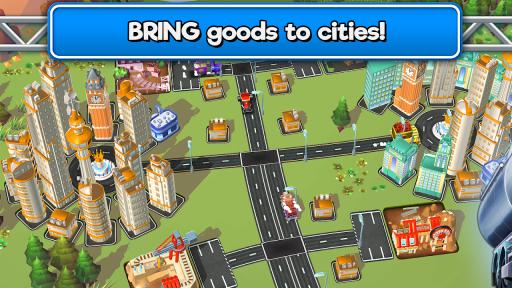Transit King Tycoon  – Transport Empire Builder screenshot 4