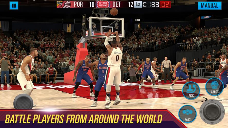 NBA 2K Mobile Basketball Game screenshot 3