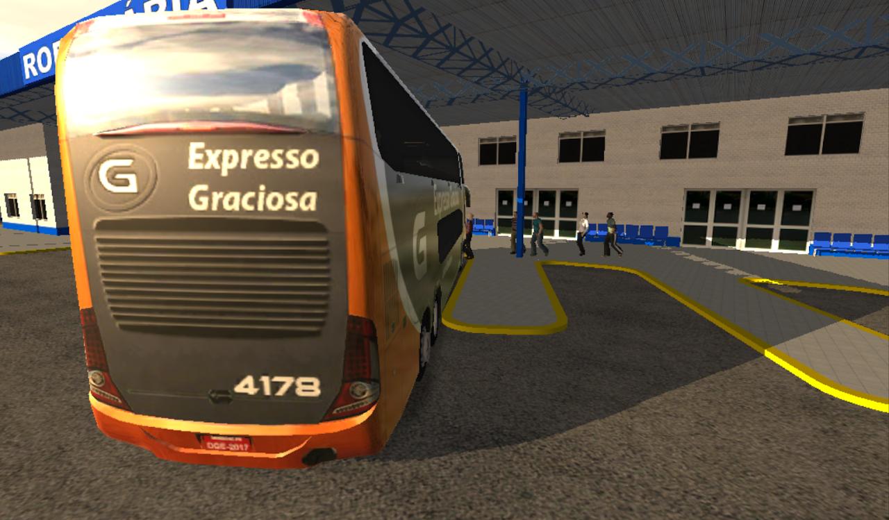 Heavy Bus Simulator screenshot 2