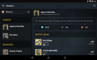 com.bungieinc.bungiemobile Screenshot