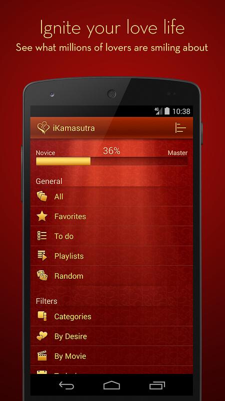 iKamasutra® Lite Sex Positions screenshot 1