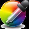 Simple Hexadecimal Color Ikon