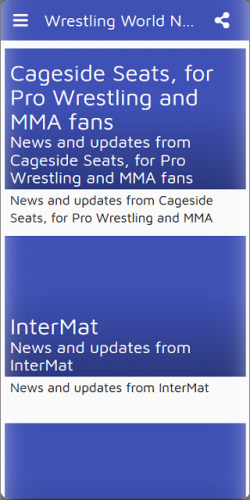 Wrestling World News Wwe Aew Smackdown Pro 1 0 Download Android Apk Aptoide