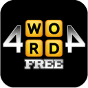 4WORD4 Word Game Free