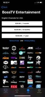BossTV - Movies,TV,Sports,Yoga,News,Love,TV Shows screenshot 1
