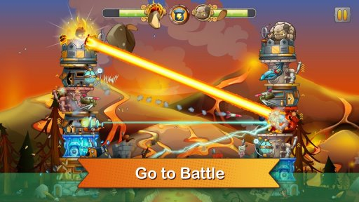 Tower Crush - Defense & Attack screenshot 6
