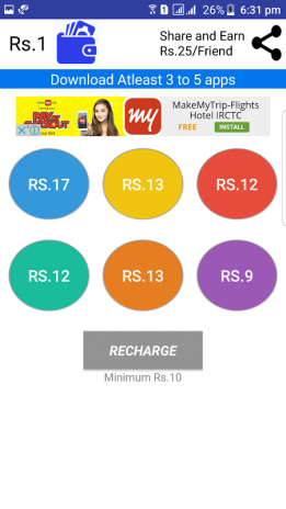 Daily Free Recharge Pro 7 Download APK for Android - Aptoide