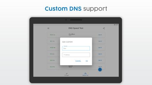 DNS Changer (no root 3G/WiFi) screenshot 5