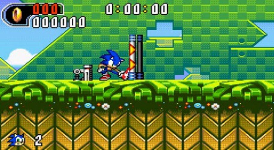 Sonic 2 screenshot 4