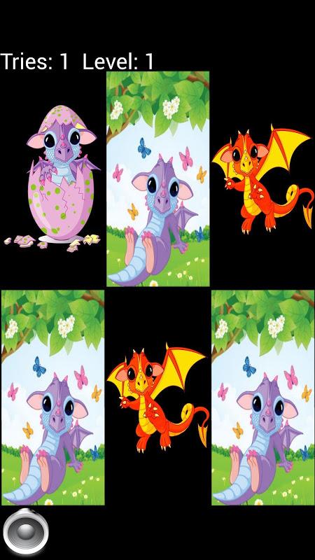 Dinosaur Games for kids screenshot 2