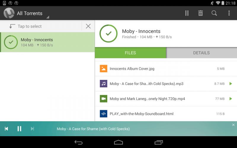 µTorrent® Pro - Torrent App screenshot 11