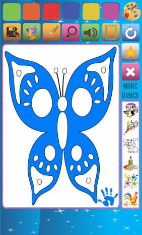 Kelebek Boyama Kitabı 500 Android Aptoide Için Apk Indir