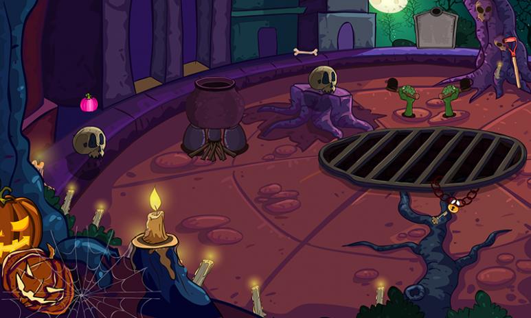halloween escape games 2016 screenshot 4