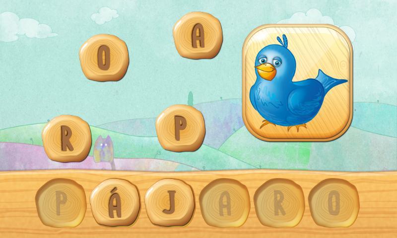 smart speller spanish kids screenshot
