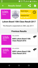 Results 2017 - All Pakistan exam results