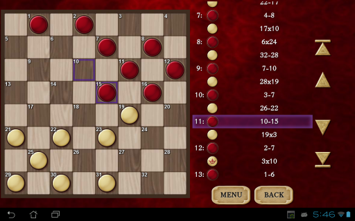 Checkers Free screenshot 4