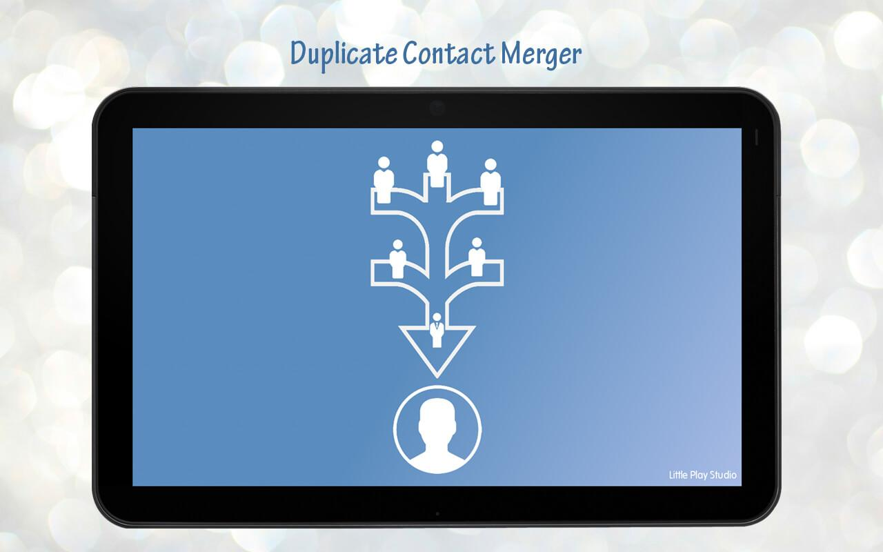 Contact Merger screenshot 1