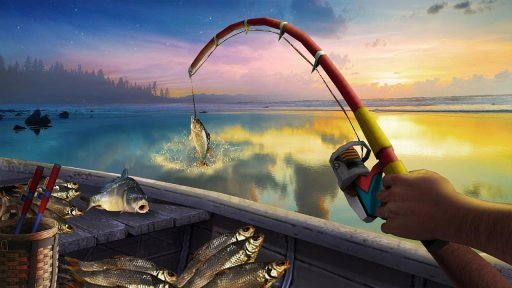 Reel Fishing Simulator 2018 - Ace Fishing screenshot 4