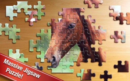 Jigsaw Magic Puzzles screenshot 11