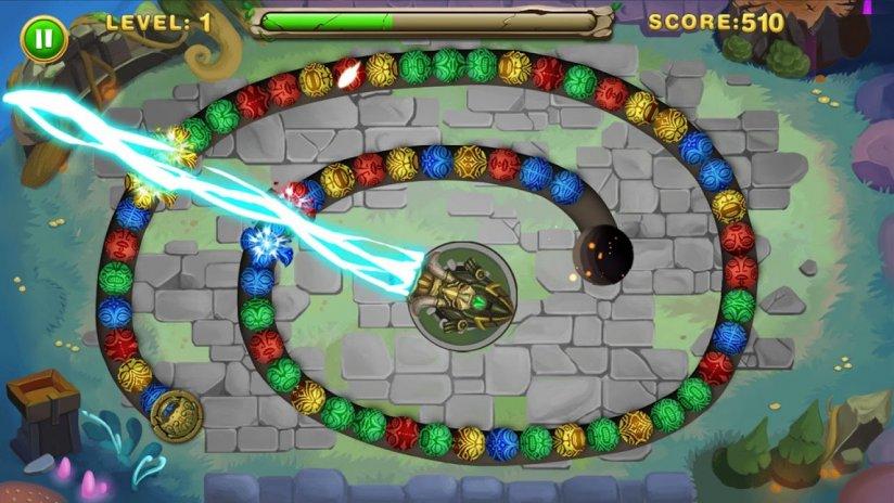 Jungle Marble Blast - Boom! 1 2 5 Download APK for Android