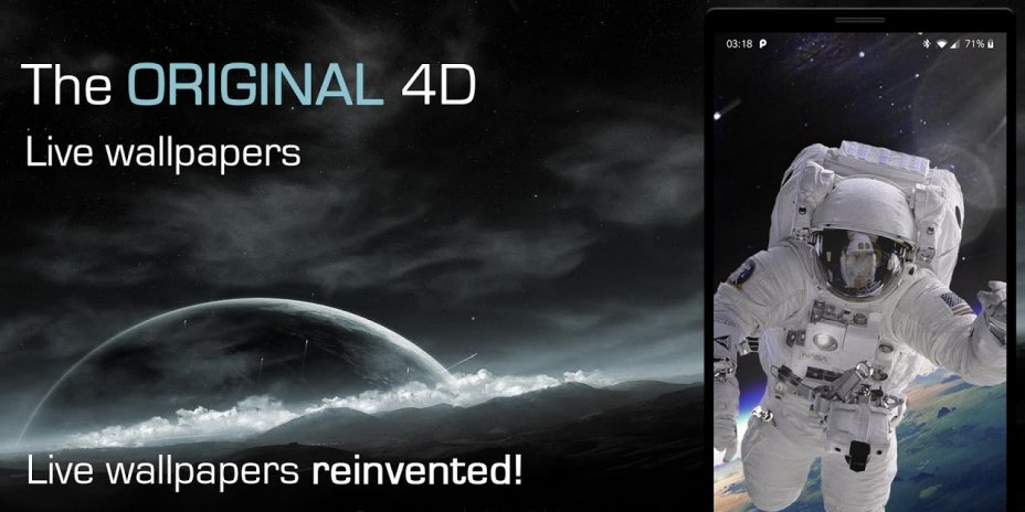 Fond Décran Animé 4d Arrière Plans 3d4k Amoled 158 Télécharger