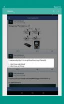 Copy - Text on screen pro Screenshot