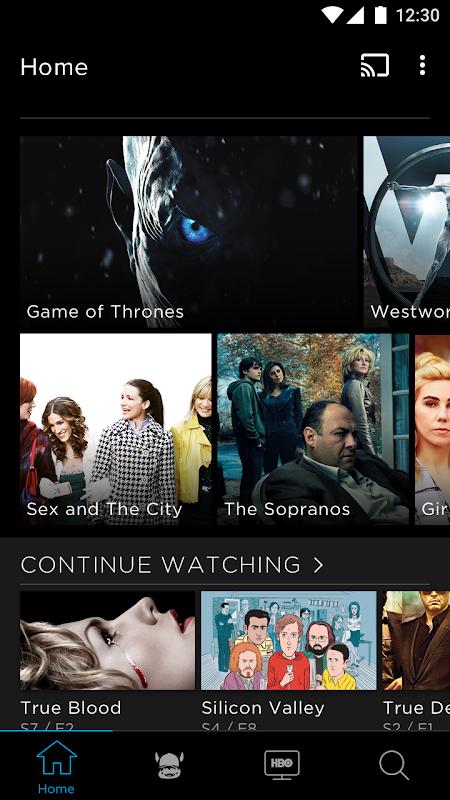 HBO screenshot 2